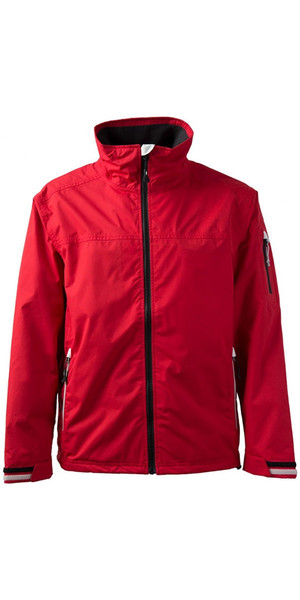 2018 Gill Men's Jacket en rouge 1041