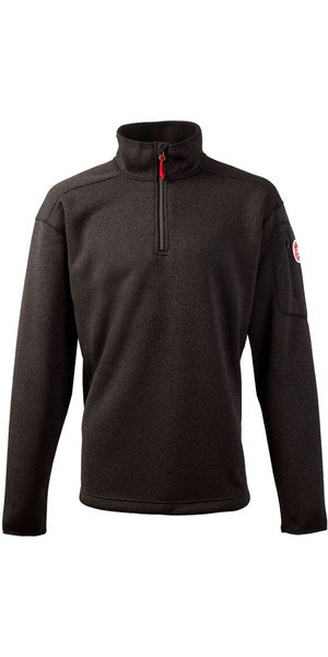 2018 Gill Mens Knit Fleece en Graphite 1491