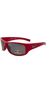 2019 Gul Napa Floating Sunglasses Red SG0009-B2