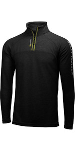2019 Helly Hansen 1/2 Zip Teknisk Pullover i Sort 54213