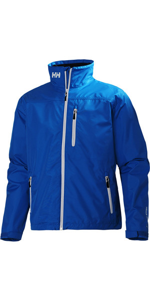 2018 Helly Hansen Crew Jacket Olympian Blue 30263