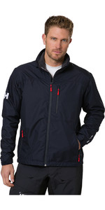 2019 Helly Hansen Crew Midlayer Jacka Navy 30253