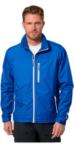 2019 Helly Hansen Crew Midlayer Jacket Olympian Blue 30253