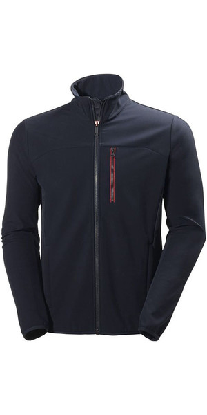 2018 Helly Hansen Crew Softshell Jacket in Navy 54412