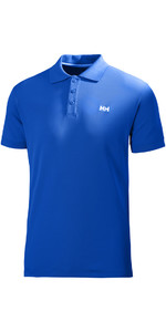 2019 Helly Hansen Driftline Polo Shirt Olympian Blue 50584