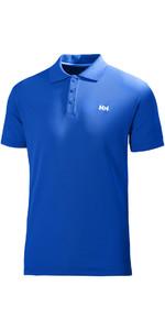 2019 Helly Hansen Driftline Polo Shirt Olympien Bleu 50584