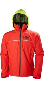 Helly Hansen Fjord Jacket Alert Rojo 33878