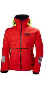 2019 Helly Hansen HP Foil Jacket Alert Red 33876