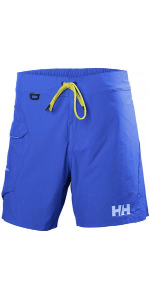 2018 Pantaloncini da bagno Helly Hansen HP Shore Trunk, blu olimpionico 53015