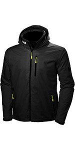 2019 Helly Hansen Com Capuz Crew Mid Layer Jacket Preto 33874