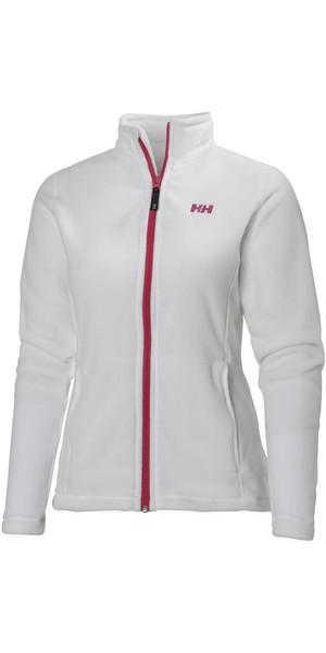 Helly Hansen Ladies Daybreaker Fleece Jacket Hvid / Pink 51599