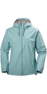 Helly Hansen mujer Marstrand Rain Jacket Blue Tint 64018