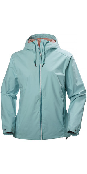Helly Hansen Ladies Marstrand Rain Jacket Bleu Teinte 64018