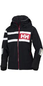 2019 Helly Hansen Ladies Salt Power Jacke Navy 36279