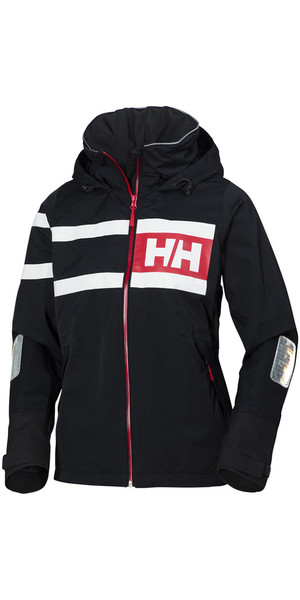 2019 Helly Hansen Womens Salt Power Jacket Navy 36279