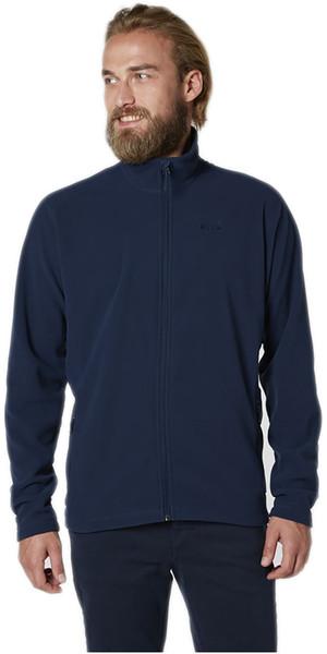 Chaqueta de lana Helly Hansen para hombre Daybreak azul / azul marino Logo 51598