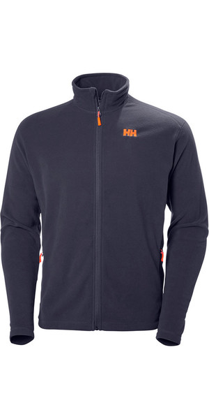 2018 Helly Hansen Herren Daybreak Fleece Jacke Graphite 51598