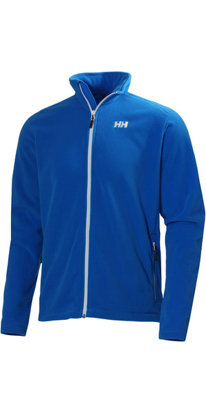 2018 Helly Hansen Mens Daybreak Giacca in pile Olympian Blue 51598