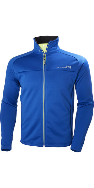2018 Helly Hansen Mens HP Fleece Jacket Olympian Blue 54109