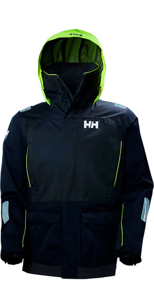 2018 Helly Hansen Newport Coastal Jacket Navy 33903