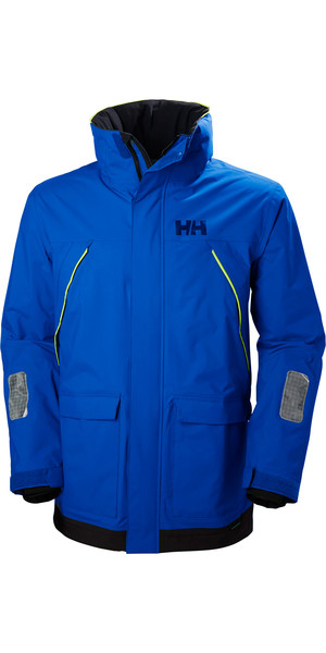 2018 Helly Hansen Pier Coastal Jacket OLYMPIAN BLUE 33872