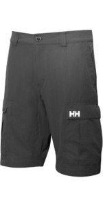 2019 Helly Hansen QD Cargo Shorts Ebony 54154