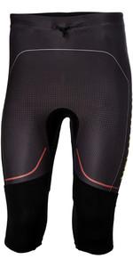 2018 Helly Hansen Rider Hardwear 3/4 longitud Lycra Pantalones Negro 33897