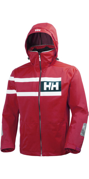 2019 Helly Hansen Salt Power Jacket rood 36278