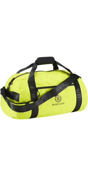 2018 Henri Lloyd Breeze 50L Packaway Holdall LIME Y55115