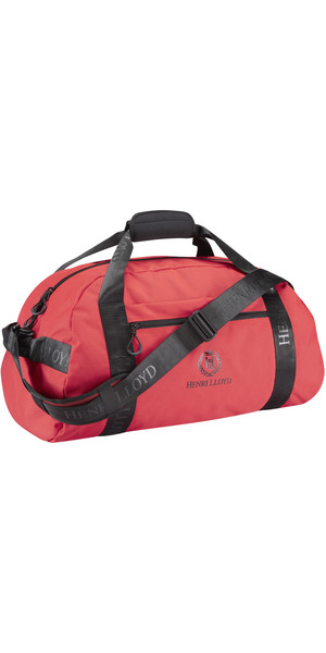 2018 Henri Lloyd Breeze 50L Packaway Holdall NEW RED Y55115