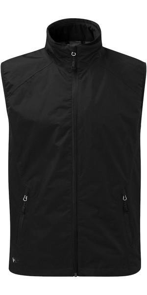 2019 Henri Lloyd Breeze Gilet NERO Y00364