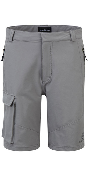 2019 Henri Lloyd Element Inshore Shorts TITANIUM Y10184
