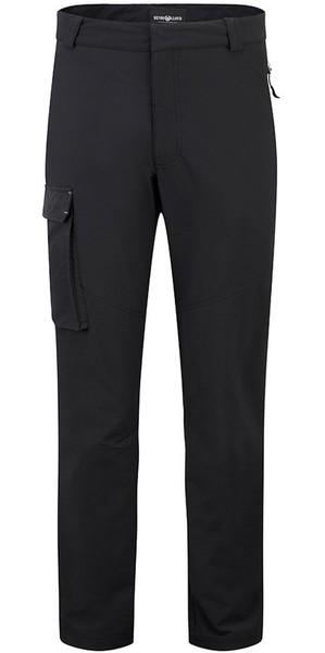 2019 Henri Lloyd Element Sailing Trousers BLACK - LONG LEG Y10183L