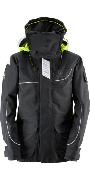 2019 Henri Lloyd Elite Offshore 2.0 Jacket BLACK Y00376