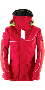 Henri Lloyd Womens Elite Offshore 2.0 Jacket NEW RED Y00377