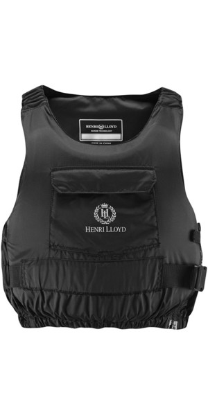 2019 Henri Lloyd Energy Buoyancy Aid Black Y70050