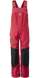 Henri Lloyd Femmes Elite Offshore 2.0 Pantalon Hi-fit Nouveau Rouge Y10175
