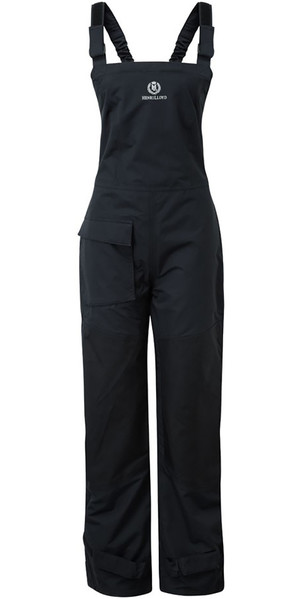 2019 Henri Lloyd Ladies Freedom Pantalón Hi-Fit Offshore Negro Y10161