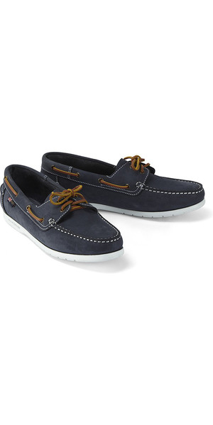 2018 Henri Lloyd Ladies Shore Deckschuh Denim Blau F94425