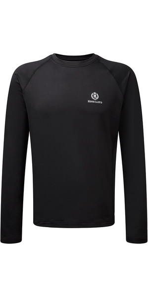 2018 Henri Lloyd Thermal Long Sleeve Crew Neck Top Y50108