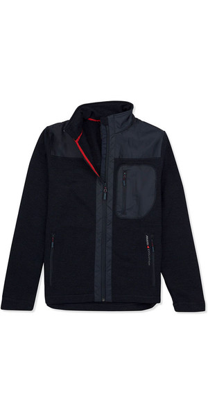 Musto Bruma Trichter Fleece Navy / Fire Orange SE3480