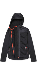 Musto Bruma Musto Fleece Schwarz / Fire Orange Se3540