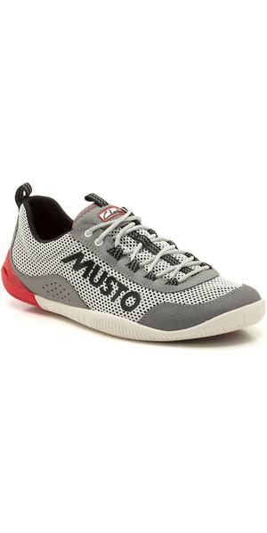 Scarpa da gara Musto Dynamic Pro Grigio chiaro FS0170 / 80