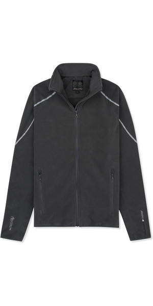 Giacca in pile Musto Essential CHARCOAL SE0057