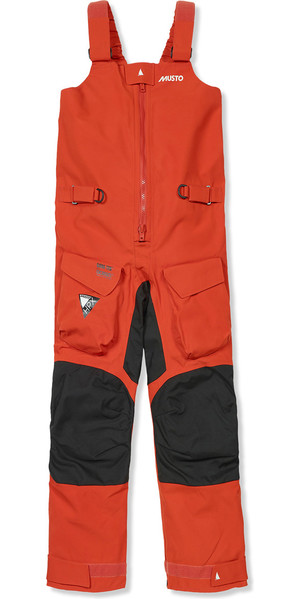 Musto HPX Gore-Tex Pro Series Trouser FIRE ORANGE SH1661