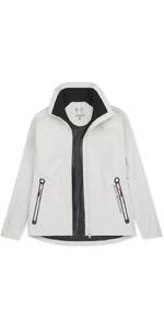 Musto Womens Essential Crew BR1 Jacket PLATINUM EWJK058