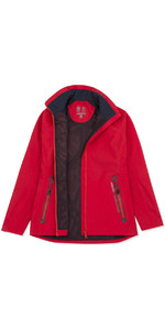 Musto Dames Essential Crew Br1 Jas True Red Ewjk058