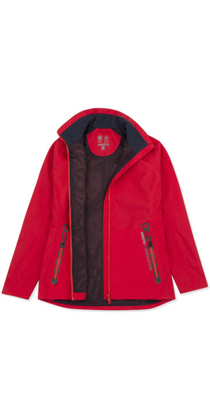 Musto Womens Essential Crew BR1 Jacket TRUE RED EWJK058