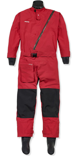 Musto MPX Gore-Tex Drysuit RED / BLACK SM1431