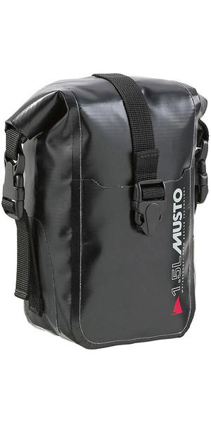 Musto MW Dry Pack 1.5Ltr Nero AL3342